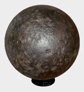 12 lb. Cannonball from Culp's Hill