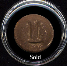 Confederate Officers I button
