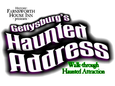 Gettysburg's Haunted Address Walk  Through Haunted Attraction