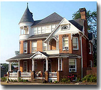 Bechtel Victorian Mansion Gettysburg Bed and Breakfasts Lodging