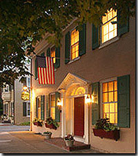 Gettysburg Bed and Breakfasts at the Beechmont 	charming and close to attractions.