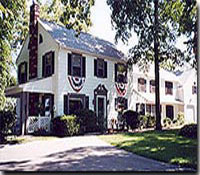 The Beechmont Inn a charming and historic bed and breakfast  	close to Gettysburg Pennsylvania.