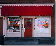 Ernie´s Gettysburg restaurant since 1950´s with the 1930´s look