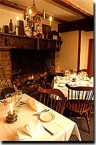 Historic Fairfield Inn Fine Dining Restaurant