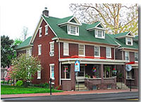 A Sentimental Journey Gettysburg Bed and Breakfasts 	walking distance to downtown Gettysburg Pa