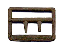 Confederate Suspendor Buckle